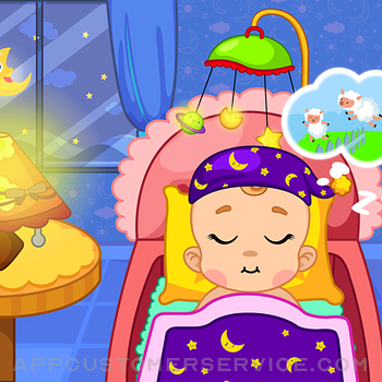 Baby Care Games for kids 3+ yr ipad image 4