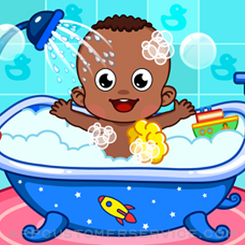 Baby Care Games for kids 3+ yr iphone image 2