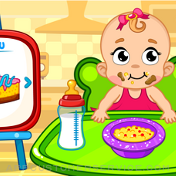 Baby Care Games for kids 3+ yr iphone image 3