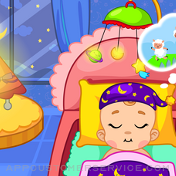Baby Care Games for kids 3+ yr iphone image 4
