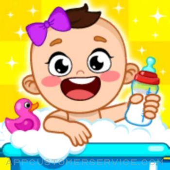Baby Care Games for kids 3+ yr Customer Service