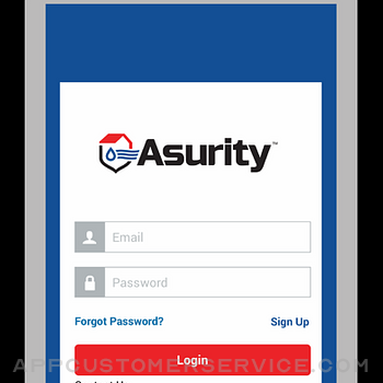 Asurity Promise Registration iphone image 1