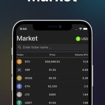 Yobit - Market Info iphone image 1