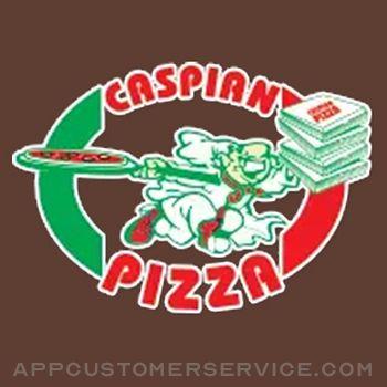 Caspian Pizza Worcester Town Customer Service