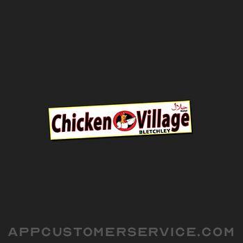 Chicken Village. Customer Service