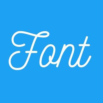 Font art ~ Customer Service