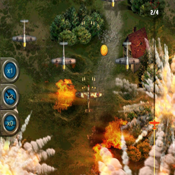 Air Strike iphone image 2