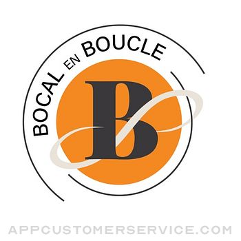 Bocal en boucle Customer Service