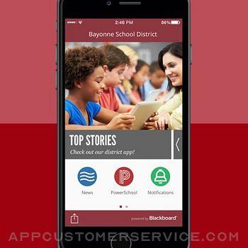 Bayonne School District iphone image 1