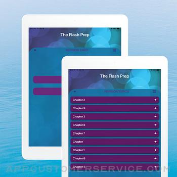 A-Level Law Flashcards ipad image 3