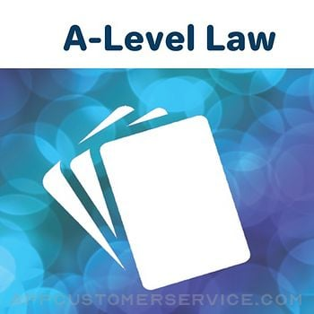 A-Level Law Flashcards Customer Service