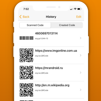 Batch QR Scanner iphone image 4