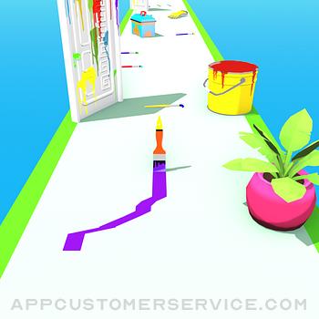 Brushes Run ipad image 1