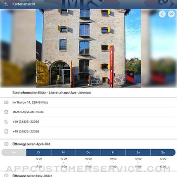 Amt Klützer Winkel • app ONE ipad image 3