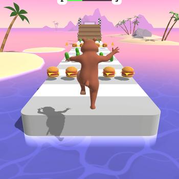 Body Run 3D ipad image 1