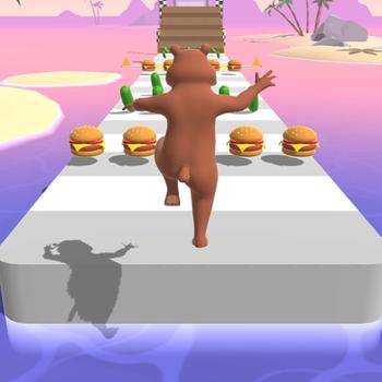 Body Run 3D iphone image 1