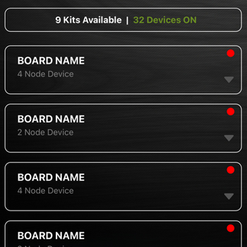 AE Home Automation iphone image 2