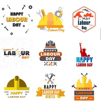 Labour Day Stickers ipad image 4