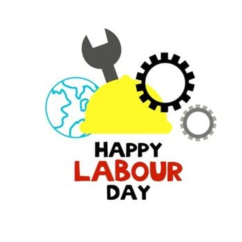 Labour Day Stickers Customer Service