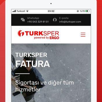 Turksper Sigortacılık ipad image 2