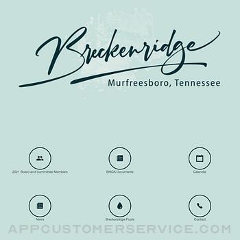 Breckenridge HOA ipad image 1
