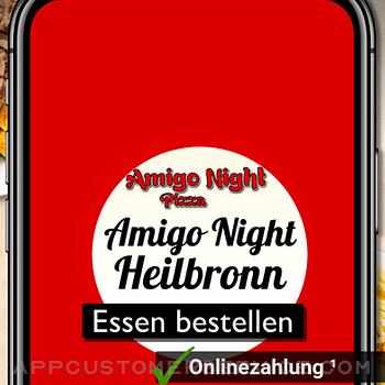 Amigo Night Pizza Heilbronn iphone image 1