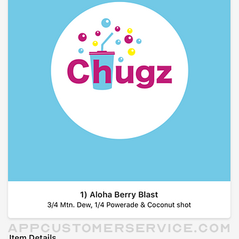 Chugz iphone image 4
