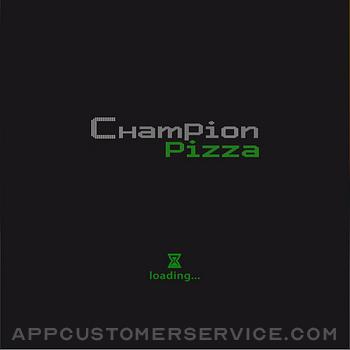 Champion Pizza. ipad image 1