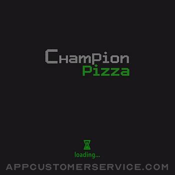 Champion Pizza. iphone image 1