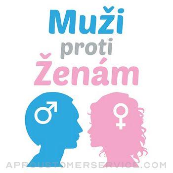 Muži proti Ženám Customer Service