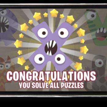 Cute Kid Puzzle iphone image 4