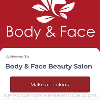Body & Face Beauty Salon iphone image 1
