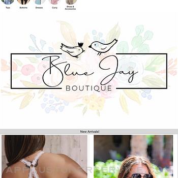 Blue Jay Boutique WV ipad image 1