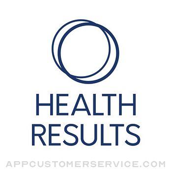 Health Results Customer Service