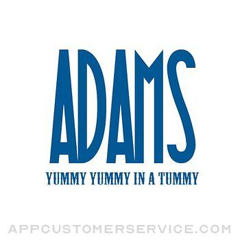 Adams Takeaway. Customer Service