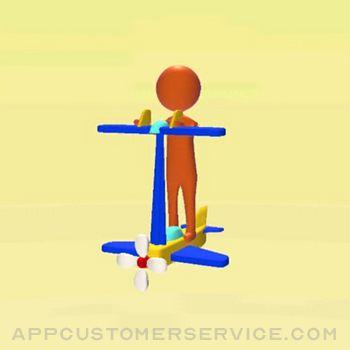 Skillfull Stick 3D Customer Service