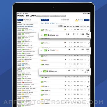 Fantasy Football Draft 2021 ipad image 3