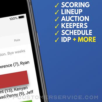Fantasy Football Draft 2021 iphone image 2