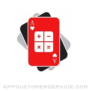 Card Games Calculator Customer Service