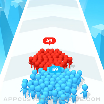 Count Masters: Crowd Runner 3D ipad image 1