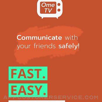 OmeTV ipad image 1