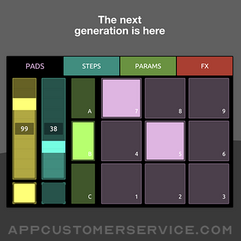 TouchOSC ipad image 1