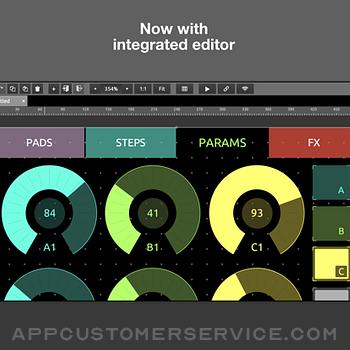 TouchOSC ipad image 2