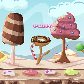 Candy Cascade - Lite ipad image 1