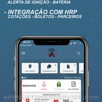 CARSAT Rastreamento iphone image 2