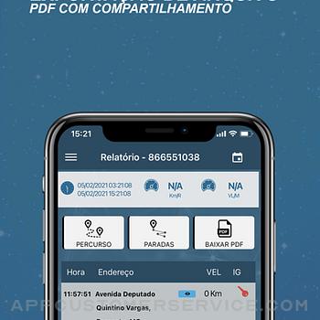 CARSAT Rastreamento iphone image 4