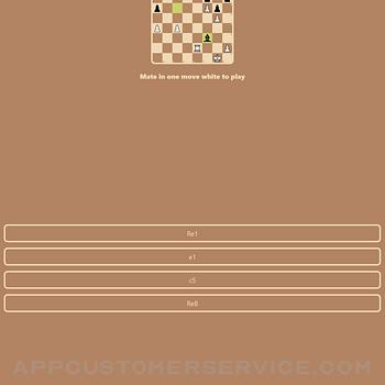 Chess master tutorial Quiz ipad image 2