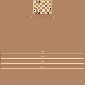 Chess master tutorial Quiz ipad image 3