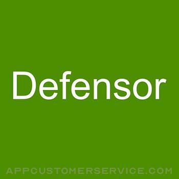 Defensor Customer Service