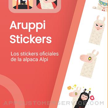 Aruppi Stickers iphone image 1